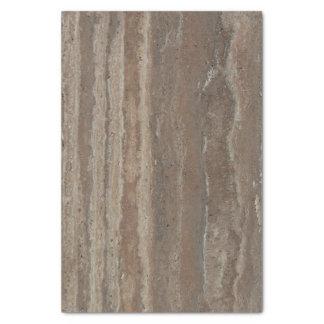 Modern elegant marble brown stone texture tissue paper