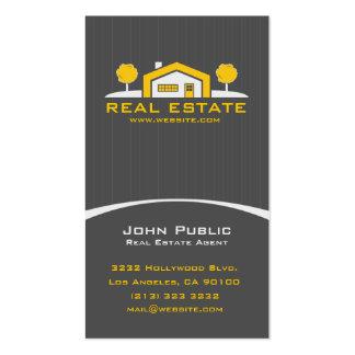 Modern Elegant Professional Real Estate Pack Of Standard Business Cards