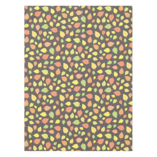 Modern Fall Leaves Tablecloth