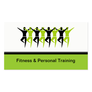 Physical fittness trainer business plan