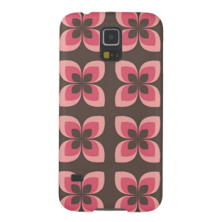 Modern Floral Art Design Galaxy S5 Case
