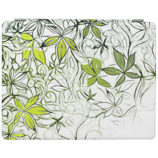 Modern Floral Background 234 iPad Cover