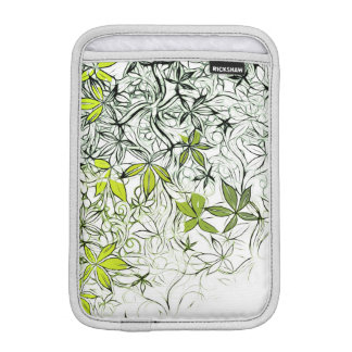 Modern Floral Background 234 iPad Mini Sleeve