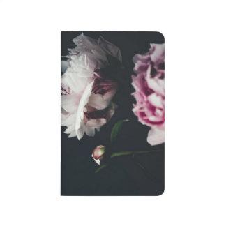 modern floral chic bullet journal