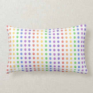 Modern Floral Colourful Pillow