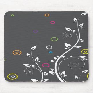 Modern Foliage Mouse Pad