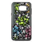 Modern Funky Colourful Retro Polka Dots Pattern OtterBox Samsung Note 5 Case