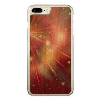 Modern Galaxy #45 Carved iPhone 7 Plus Case