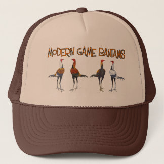 Modern Game Bantam Cap