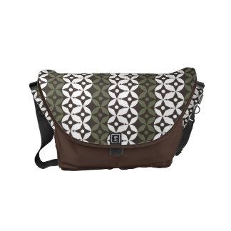 Modern Geo Pattern 840 Commuter Bags