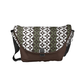 Modern Geo Pattern 840 Courier Bag