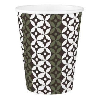 Modern Geo Pattern 840 Paper Cup