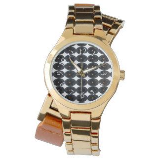 Modern_Geometric_Abstract_Unisex_Multi-Styles Wristwatch