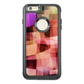 Modern Geometric Mosaic Design OtterBox iPhone 6/6s Plus Case