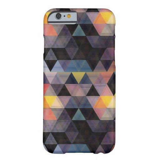 Modern Geometric Pattern iPhone 6 case