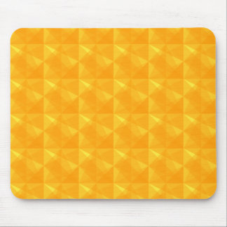 Modern geometric pattern mousepad