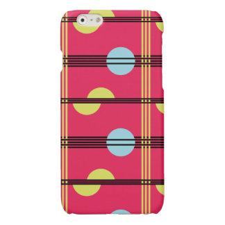 Modern Geometric - PINK - iPhone Case - 6/6s