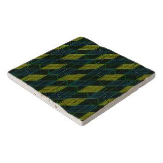Modern Geometric Seamless Pattern Trivet