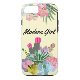 Modern Girl Phone Case