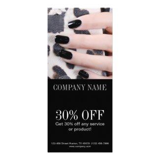 modern girly beauty fashion nail salon nail artist