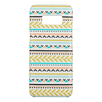 Modern & Girly Geometric Aztec Inspired Pattern Case-Mate Samsung Galaxy S8 Case