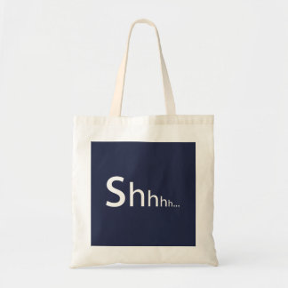 Modern graphic design Christmas tote bag
