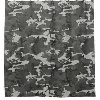 Modern Gray Camoflage Pattern