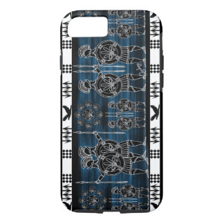 Modern Greek Black Figure iPhone 7 Case