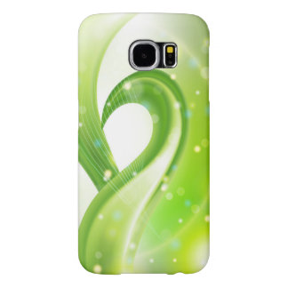 Modern green abstract Pattern Case