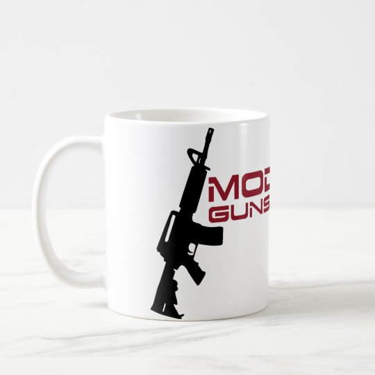 Modern Gunslinger Mug by U.S. Custom Ink