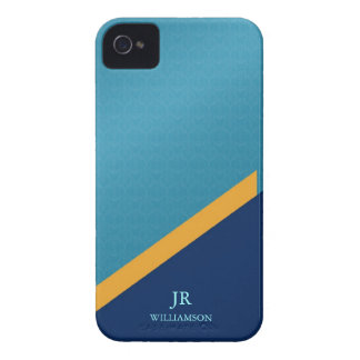 Modern Guy Damask iPhone4 Case-Mate™ iPhone 4 Cases