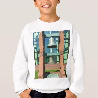 Modern Hanging Artistic Bell Photomanipulation Sweatshirt
