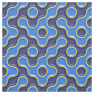 Modern high relief 3D pattern Fabric
