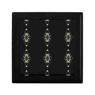 Modern Hip Masculine Pattern Gift Box