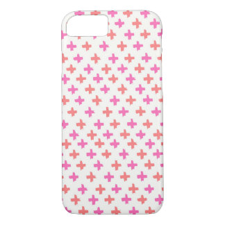 Modern & Hip Swiss Cross iPhone 7 Case