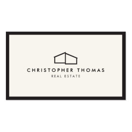 Modern Home Logo for Real Estate, Realtor
