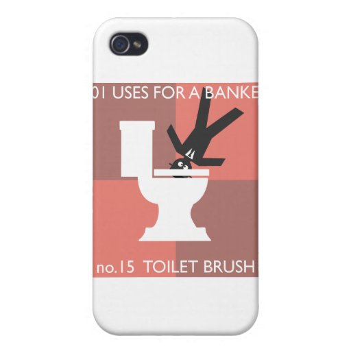 modern hygiene explained iPhone 4 cover
