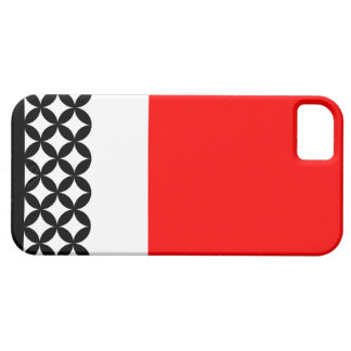 Modern Japanese iPhone 5 Case