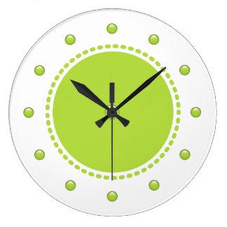 Modern Kitchen Wall Clock