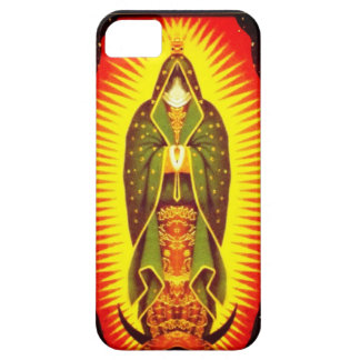 Modern Lady of Guadalupe iPhone 5 Cover