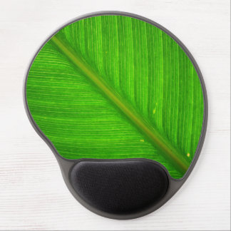 Modern Leaf Mousepad Gel Mousepad