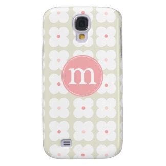 Modern Light Pink & Grey Cute Personalized
