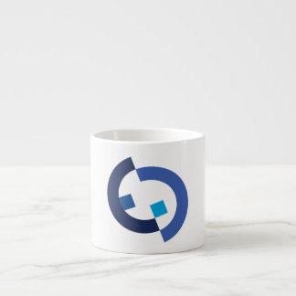 Modern Logo Espresso Cup