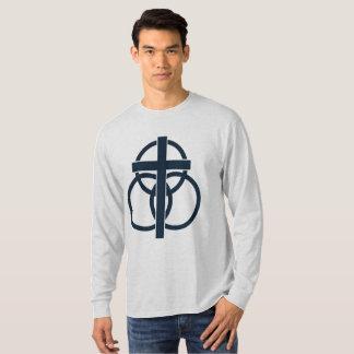 Modern Logo - Men's Long-sleeve T-shirt