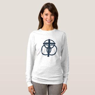 Modern Logo - Woman's Long-sleeve T-shirt