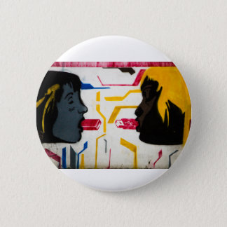 Modern Love - a special USB connection 2 Inch Round Button