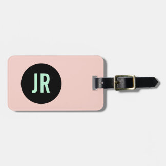 Modern Luggage Tag