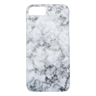 Modern Marble iPhone 7 Barely There Phone Case