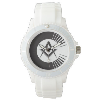 Modern masonic watch