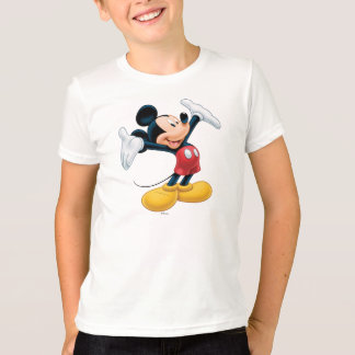 Modern Mickey   Airbrushed T-Shirt